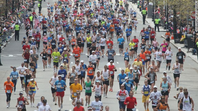 "All eyes will be on Boston on April 21, Patriot's Day in Massachusetts, for the 118th running of the <a href='http://www.baa.org/races/boston-marathon.aspx' target='_blank'>Boston Marathon</a>. The city is eager to show its recovery from the devastating 2013 attack. Whether you're a runner or a supporter, you can show your love for ""Boston Strong."" (The 2010 race is shown here.) If you care to dive into early American patriotism, a stroll on the Freedom Trail will give you a sense of the history of the American Revolution."