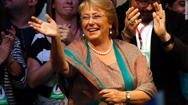 Chilean voters have elected Michelle Bachelet as president twice. Her leadership shows that charisma and skill have no gender.