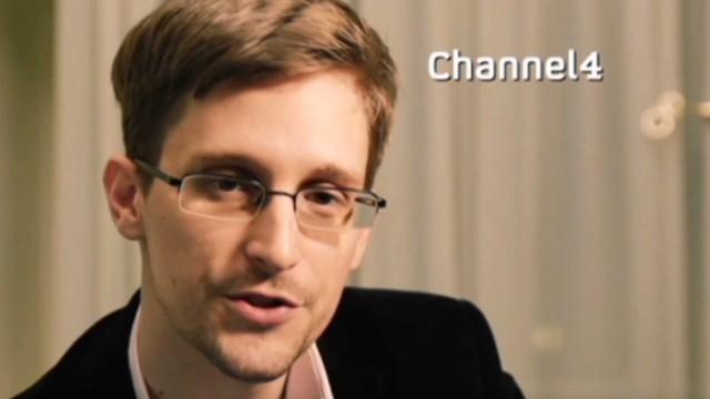 """Snowden: Vigilancia de '1984' no es """"nada comparado con la de hoy en día"""""""
