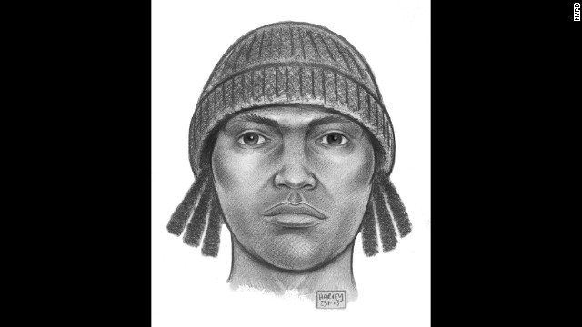 New York police released a sketch of a suspect in a weekend attack on a woman in Brooklyn.