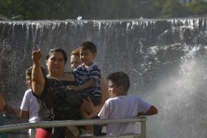 Ola de calor en Argentina