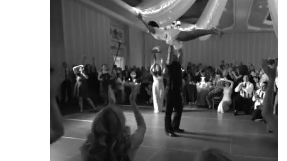 Video de boda de Dirty Dancing