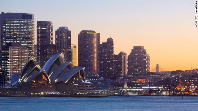 Sydney dropped two spots to become the fifth most expensive city.