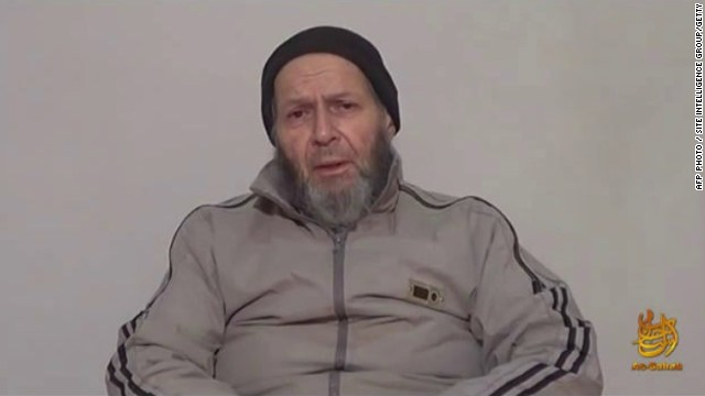 Warren Weinstein, a contractor held by al Qaeda militants, is a U.S. citizen who has been held hostage in Pakistan since August 2011.