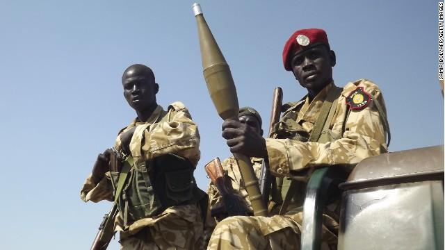 Líderes africanos se reúnen en Sudán del Sur ante el temor de una guerra civil