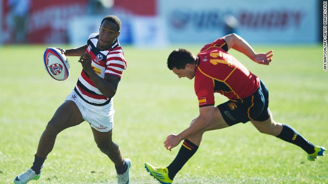 Rugby speedster gets NFL chance