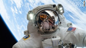 The current model actually being used in space is the Extravehicular Mobility Unit, or EMU for short.