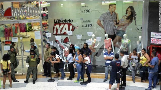 ¿Cuál es la tasa de inflación en Venezuela?