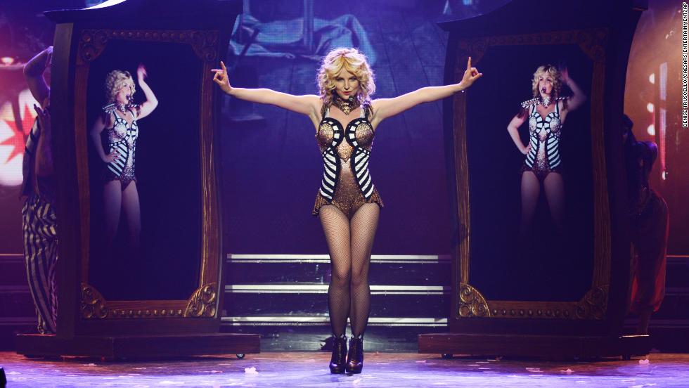 "Spears began a two-year residency at Planet Hollywood Resort & Casino in Las Vegas on December 27, 2013, with the debut of her show ""Britney: Piece of Me."""