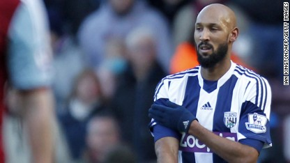 Football: Anelka quits West Brom