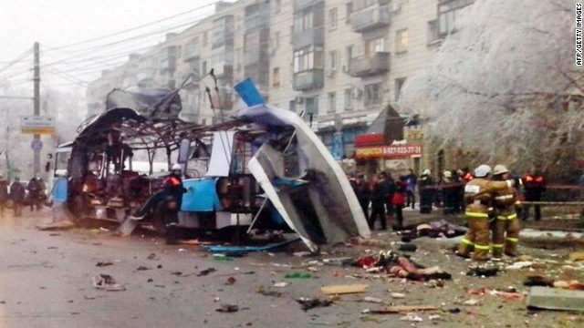 Second deadly blast hits Russian city of Volgograd ahead of 2014 Sochi Olympics