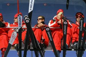 Schumacher: peligros en el esquí