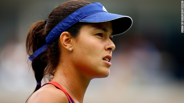 The rise and fall and rise of Ana Ivanovic