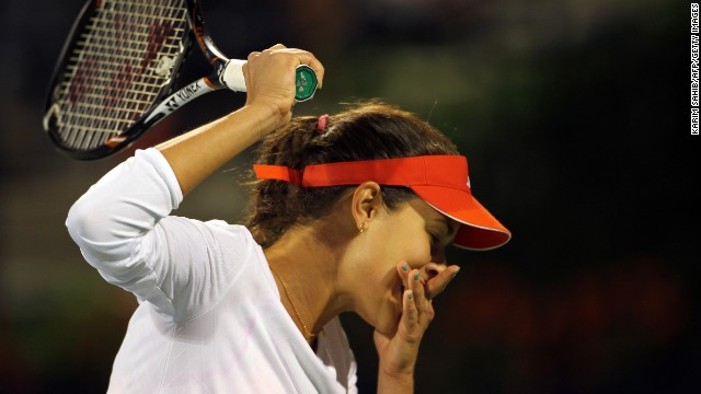 She slid as low as 65th in the rankings in July 2010 after a series of injuries, and has not reached the final four of a grand slam since her French Open win in 2008.