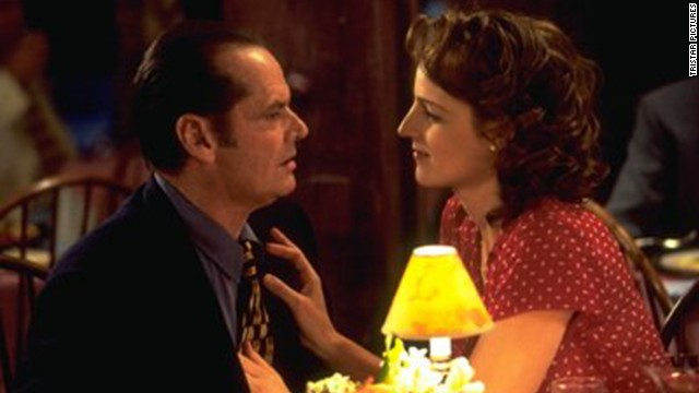 "<strong>""As Good as It Gets""</strong> -- Helen Hunt won an Oscar for her performance opposite Jack Nicholson in this unorthodox 1998 romantic comedy."