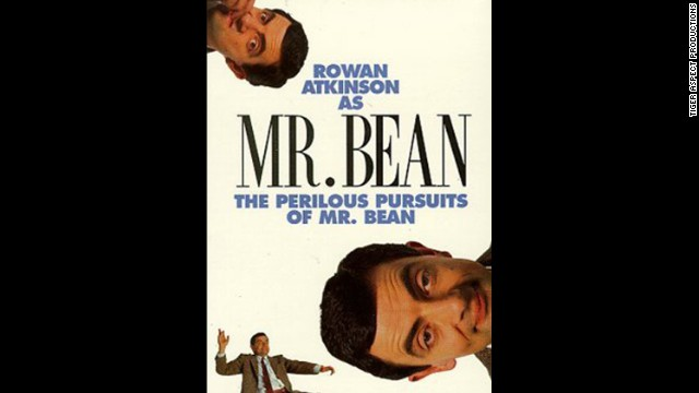 "<strong>""Mr. Bean""</strong> -- Comedian Rowan Atkinson plays the clueless title character in this popular British TV series."