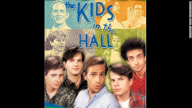 "<strong>""The Kids in the Hall""</strong> -- This TV series starring a Canadian sketch-comedy troupe was a late-'80s and early-'90s hit in Canada and on CBS and HBO in the United States."