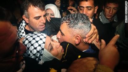 Israel releases 26 Palestinian prisoners