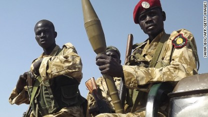 South Sudan: Rebels, army forces clash