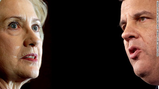 Chris Christie vs. Hillary Clinton: Which potential 2016 presidential candidate has more to hide?