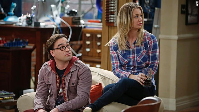 "Johnny Galecki and the recently-wed Kaley Cuoco play Leonard and Penny on ""The Big Bang Theory."" Here is a primer on the show's characters."