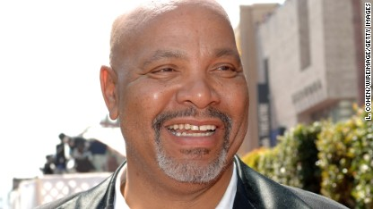 Actor James Avery
