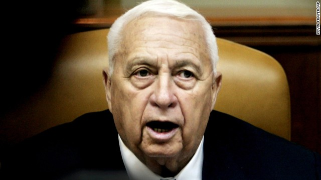 <a href='http://edition.cnn.com/2014/01/11/world/meast/obit-ariel-sharon/index.html'>Ariel Sharon, </a>whose half century as a military and political leader in Israel was marked with victories and controversies, died on January 11 after eight years in a coma, Israeli Army Radio reported. Sharon was 85.