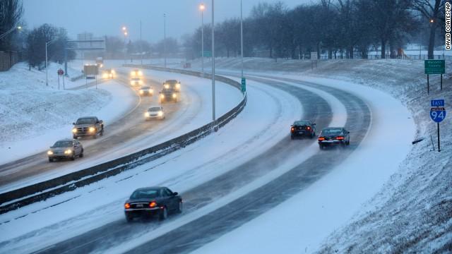 Emergencia en el noreste de EE.UU. por tormenta invernal