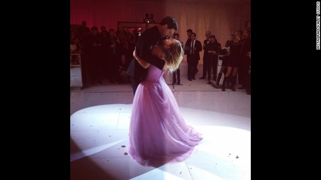 Kaley Cuoco celebrates 'greatest night' of her life