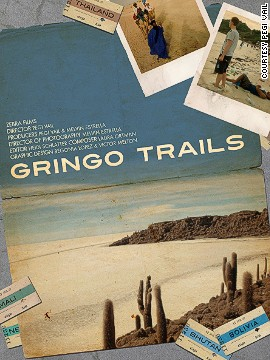 "Featuring footage from Bolivia, Thailand, Mali and Bhutan, ""Gringo Trails"" looks at the impact of unplanned tourism growth in developing countries. It's currently showing on the international film festival circuit (see bottom of story for dates)."