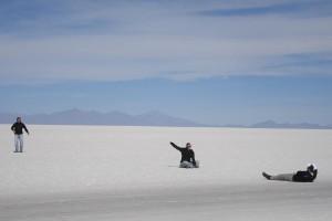 Gran Desierto de Sal, Bolivia