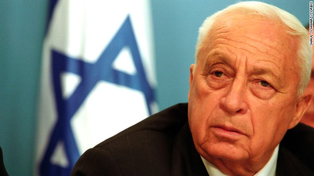 Se deteriora la salud del exprimer ministro israelí Ariel Sharon