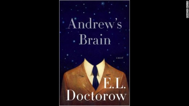 "Masterful writer E.L. Doctorow is back with a new novel that shows off his skills. In ""Andrew's Brain,"" readers get an intimate look at the inner workings of a man named Andrew, who through a conversation with an unidentified person, grippingly reveals his story. (<i>January 14</i>)"