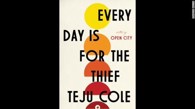 "If Teju Cole hasn't already won your heart with his award-winning debut, ""Open City,"" this might be the novel to do it. With ""Every Day Is for the Thief,"" Cole provides a mash-up of fiction, photographic art and travel writing that's already captivated Nigerian audiences. (<i>March 25</i>)"