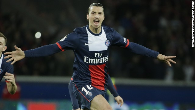 Zlatan Ibrahimovic has played a huge role in PSG's recent successes after joining the club from AC Milan in 2012. This season alone, the Sweden international has scored 25 goals in 30 league games and 10 in seven in the Champions League.