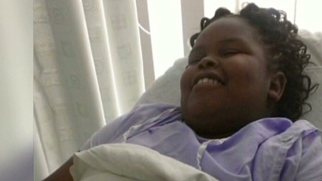 Jahi McMath released from California hospital