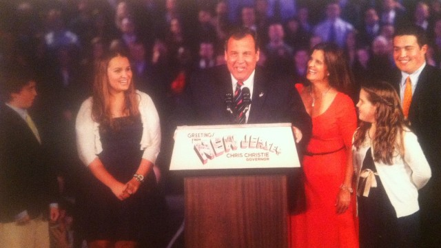 Christie sends Christmas cards to Iowa Republicans