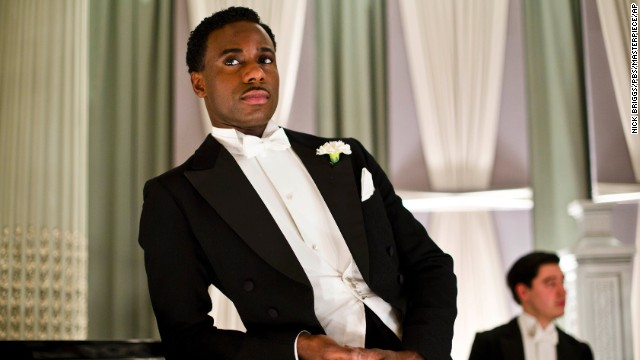 Diversity at Downton! Gary Carr joins the series this season as Jack Ross, a jazz singer who is described as both charming and charismatic.