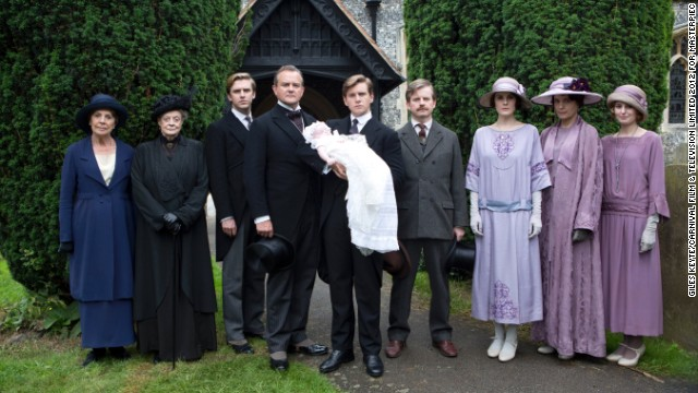 'Downton Abbey' premiere breaks ratings record