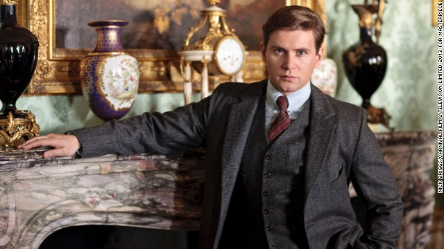 Tom Branson (Allen Leech) has been spending the last year and a half as a widowed father since the death of Lady Sybil. Branson must now fend off the advances of new staffers at Downton.