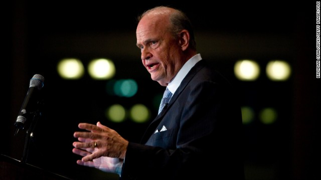 "Actor Fred Thompson, known for his stint on ""Law & Order,"" was a U.S. senator from Tennessee from 1994 to 2003. The Republican made an unsuccessful bid for the presidency in 2008."