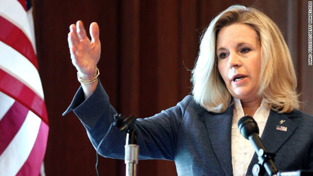 Liz Cheney, whose upstart bid to unseat Wyoming Sen. Mike Enzi sparked a round of warfare in the Republican Party and even within her own family, is dropping out of the Senate primary, she said in a prepared statement Monday morning.