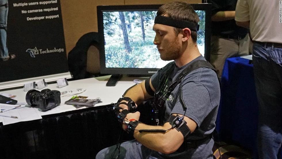 Realidad virtual de cuerpo completo