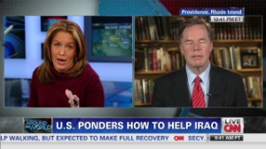 ultima hora...SE dio la R/V? mantengase informado para el cambio con lo ultimo en Iraq..donde en guerra avisada no muere dinarista..perdón no muere gente....  140106130621-exp-atw-malveaux-burns-iraq-what-now-00003612-story-body