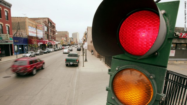 Red light, green light: Food choice made easier