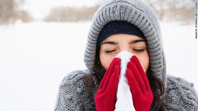 Los resfriados invernales, ¿realmente son culpa del clima?