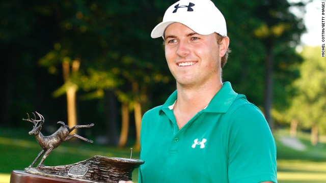 Spieth's victory at the John Deere Classic in July 2013 saw him become the youngest winner on the PGA Tour for 82 years and catapulted him into the limelight. Aged just 19, he did something that neither Tiger Woods nor Rory McIlroy managed to accomplish.