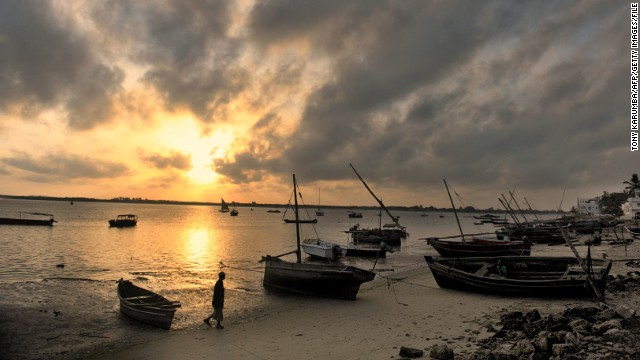 Lamu, located off the Kenyan coast, is a stunning island that has been listed as a World Heritage Site by UNESCO.