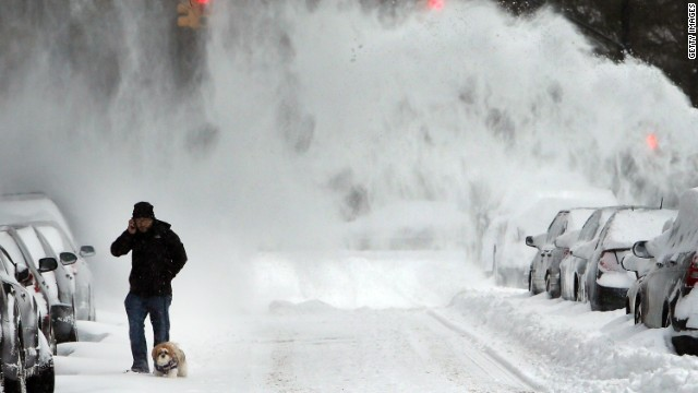 In the Crossfire: Cold sparks climate skeptics