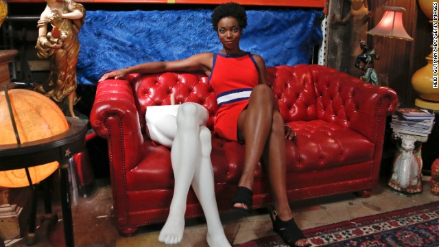 "Actress Sasheer Zamata appeared on her first episode of ""Saturday Night Live"" in January after becoming the first African-American woman hired on the show in six years."
